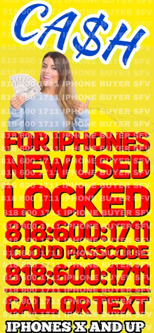 """iPhone 11 Pro 12 pro max locked iCloud xs max x 12 11 pro phone MacBook Pro 13"""" 2.3GHz quad core i7 Apple Watch series 6 iPad Air WiFi + cellular new for Sale in Glendale, CA"""