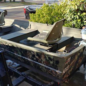 12 Ft. Aluminum Boat for Sale in Modesto, CA