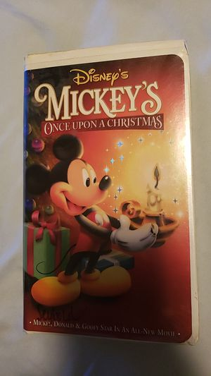 Disney's Mickeys.. Once Upon A Christmas for Sale in Tacoma, WA