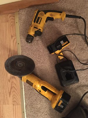 Dewalt corded still for Sale in Kansas City, MO