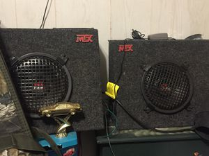 mTx Speakers for Sale in US