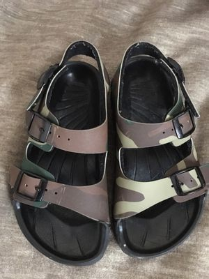 Birkenstock's Birki's Camouflage Kids Sandals for Sale in Hurst, TX