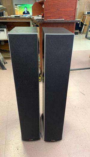 Polk audio tower speakers for Sale in Austin, TX