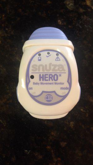 Snuza baby movement monitor for Sale in Spring Hill, TN