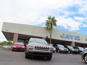 2016 Jeep Cherokee for Sale in Tucson, AZ