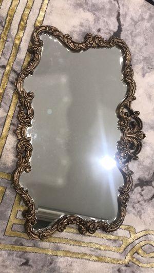 Vintage frame mirror for Sale in Gaithersburg, MD