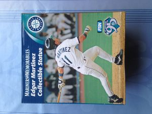 Edgar Martinez Collectible Statue, Mariners Memorables for Sale in Lynnwood, WA