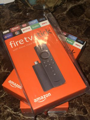 Fire Tv stick for Sale in Pooler, GA