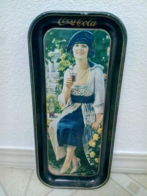 Coca cola serving tray for Sale in Alameda, CA