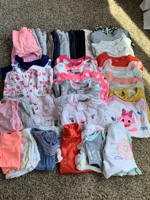 2t girl clothes for Sale in San Diego, CA