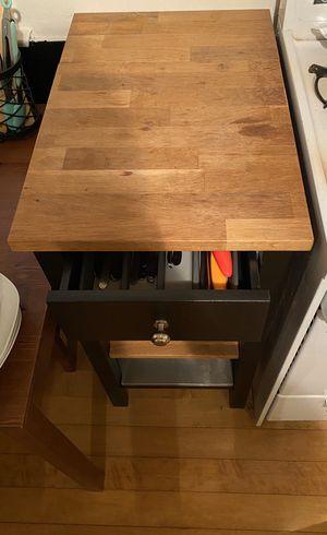 IKEA Kitchen island/cart for Sale in Playa del Rey, CA