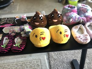 FREE SLIPPERS and more for Sale in Sacramento, CA