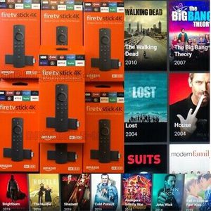 Brand New Amazon Fire TV Stick 4K Jailbroken 🖥🔓 for Sale in New Castle, DE
