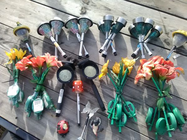 Yard Ornaments and Wind Chimes