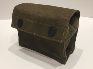 Vintage Military Canvas Pouch for Sale in Miami, FL
