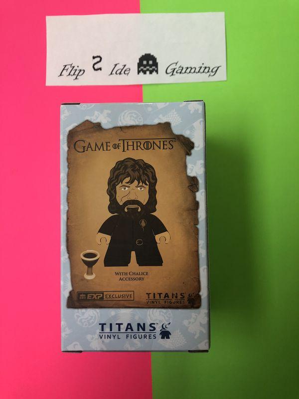 "Titan Vinyl GOT Hand of The Queen 3"" Tyrion Lannister"