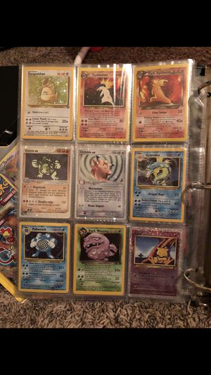 Pokemon cards for Sale in El Paso, TX