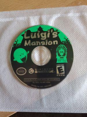 Luigi's Mansion Nintendo Gamecube for Sale in Mesa, AZ