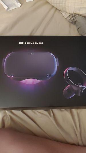Oculus quest 128gb like new for Sale in Roanoke, VA