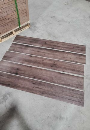 Luxury vinyl flooring!!! Only .60 cents a sq ft!! Liquidation close out! for Sale in Azusa, CA