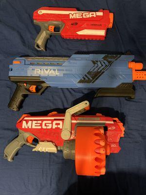 Nerf gun bundle for Sale in Mount Sinai, NY