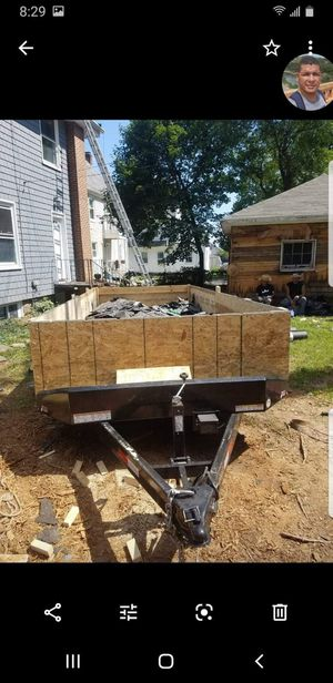 7x18 Carry - On Car Hauler Trailer for Sale in UNIVERSITY PA, MD