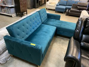 Liberty Left Hand Facing Sleeper Sectional for Sale in Mount Vernon, WA