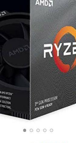 Ryzen 5 3600 CPU for Sale in Virginia Beach,  VA