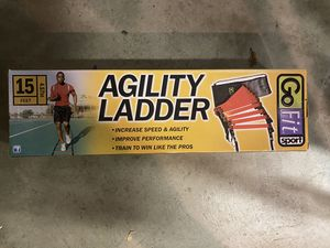 Agility workout fitness speed ladder for Sale in Moraga, CA
