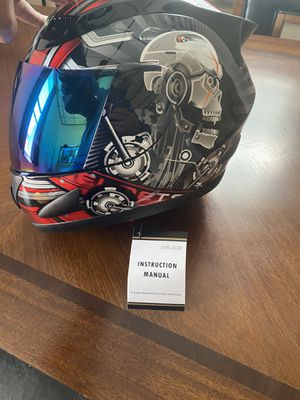 Large motorcycle helmet brand new for Sale in BUTLER, PA