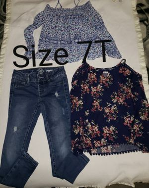 Girl Lot size 7T for Sale in Renton, WA