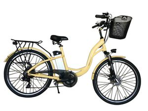 VELLER 2020 Electric Bicycle Cruiser UNISEX 350 Watts Lithium-Ion Battery for Sale in Miami, FL