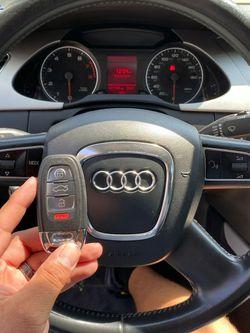 Audi key fob for Sale in Whittier,  CA