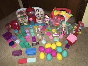 Shopkins collection for Sale in Tacoma, WA