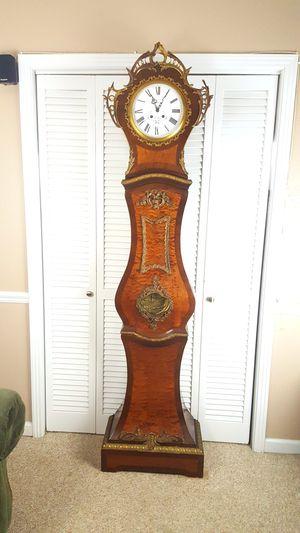 Antique R Jeantet Morbier Longcase Grandfather Clock1800s for Sale in Goodlettsville, TN