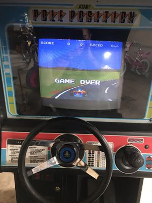 Pole Position sit down game for Sale in Thornton, CO