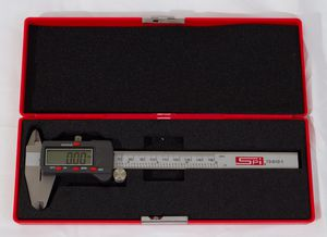 "SPI 6"" Electronic Calipers for Sale in Chicago, IL"