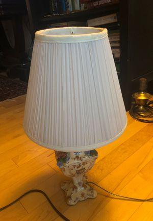 Antique lamp for Sale in Arlington, VA