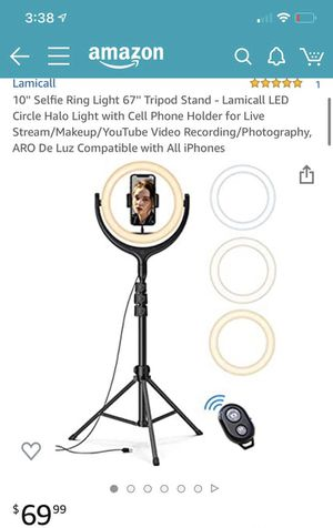 Make up light for Sale in Ontario, CA