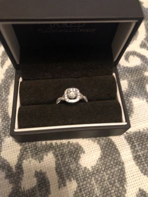 .90 CT 14CT White Gold Engagement Ring for Sale in Westmont, IL