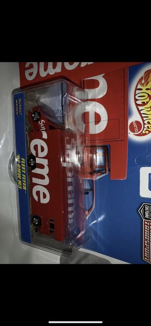 Supreme bmw m3 hot wheels for Sale in Los Angeles, CA