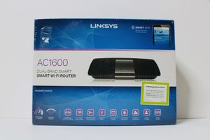 Linksys smart router for Sale in Burke, VA