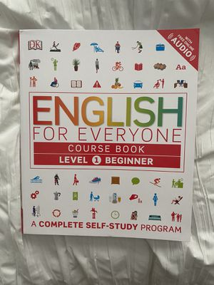 English for Everyone self study book for Sale in Silver Spring, MD