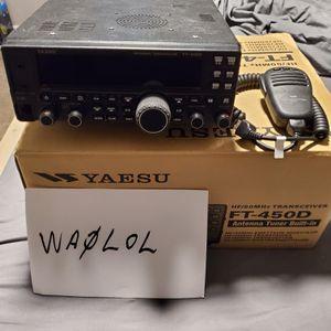 Yaesu ft-450d for Sale in Phoenix, AZ