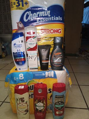 Men's old spice hygiene bundle for Sale in Tucson, AZ