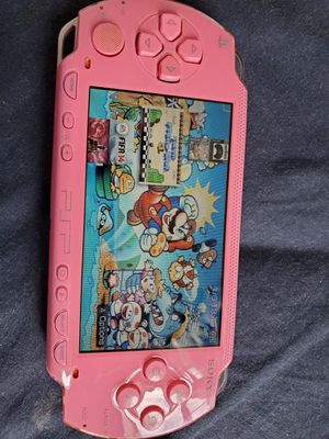 PINK * PSP * WITH 5,000 GAMES !!! for Sale in Santa Ana, CA