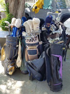 Golf club's wilson, Spalding Callahanp poop for Sale in Lake Elsinore, CA
