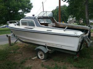 1959 Cuddy cabin boat for Sale in Platteville, CO