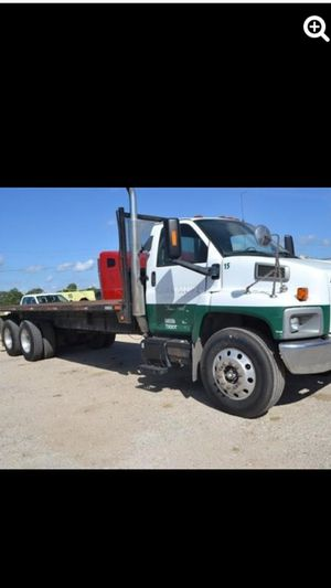 Gmc 24 flatbed for Sale in San Antonio, TX
