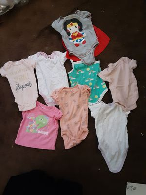 3-6m girl clothes (33 pieces) for Sale in Milford Mill, MD